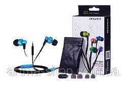 Наушники проводные Awei ES900i