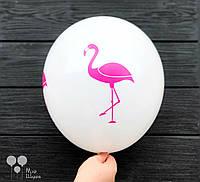 Шары с принтом фламинго, фото 1