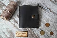 """Кошелек мужской портмоне монетница """"Британский фунт"""" 100% handmade"""