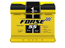 Аккумуляторы FORSE (Украина)