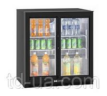 Барный холодильный шкаф HURAKAN HKN-DB205S