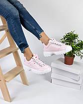 Женские кроссовки в стиле FILA Disruptor (38, 40 размеры), фото 2