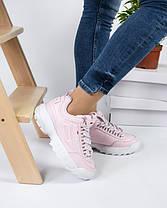 Женские кроссовки в стиле FILA Disruptor (40 размер), фото 3