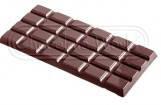 "Форма для шоколада ""Плитка классика"" 3шт.156х77мм Chocolate World , Бельгия"