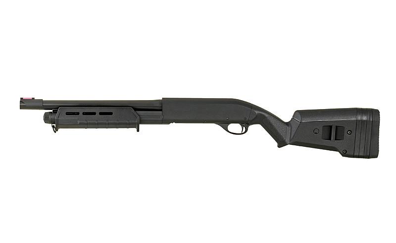 Дробовик Remington M870 CM355 – BLACK  [CYMA] (для страйкбола)