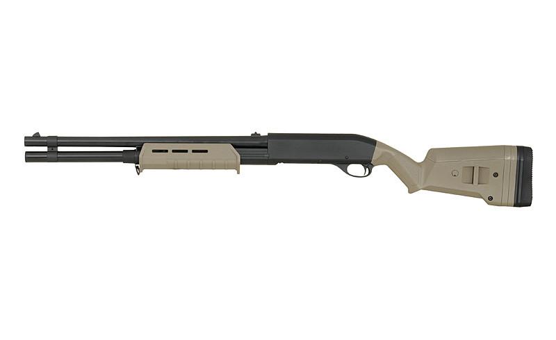 Дробовик Remington M870 CM355LM FULL METAL DARK EARTH [CYMA] (для страйкбола)