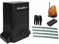 Полный комплект привода Doorhan Pro-1300 для ворот 4 м. Только оригинальная комплектация!!!