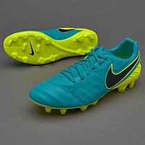 Бутсы Nike Tiempo Legacy II FG 819218-307 (Оригинал), фото 2