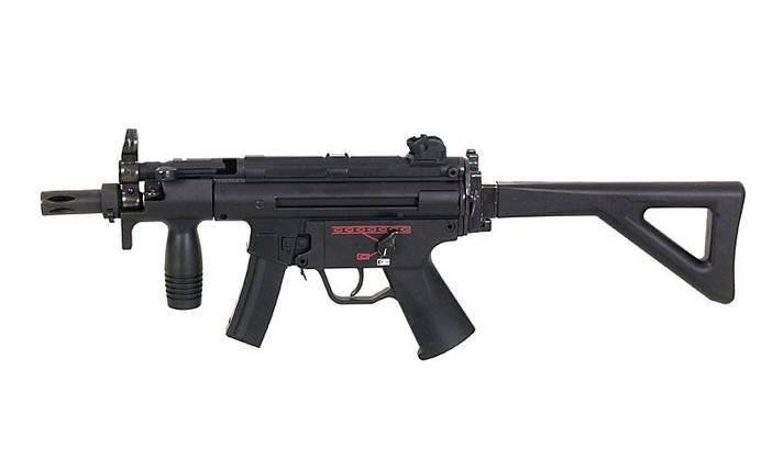 Пистолет-пулемет MP5 (G.5) – [GALXY] (для страйкбола), фото 2