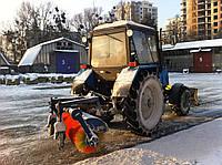 Очистка дорог от снега, фото 1