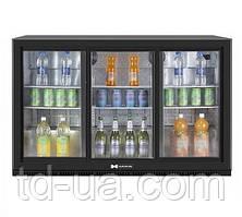 Барный холодильный шкаф HURAKAN HKN-DB335S