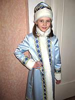 Костюм Снегурочки, Новогодний костюм снегурочки на прокат Прокат костюма Снегурочки