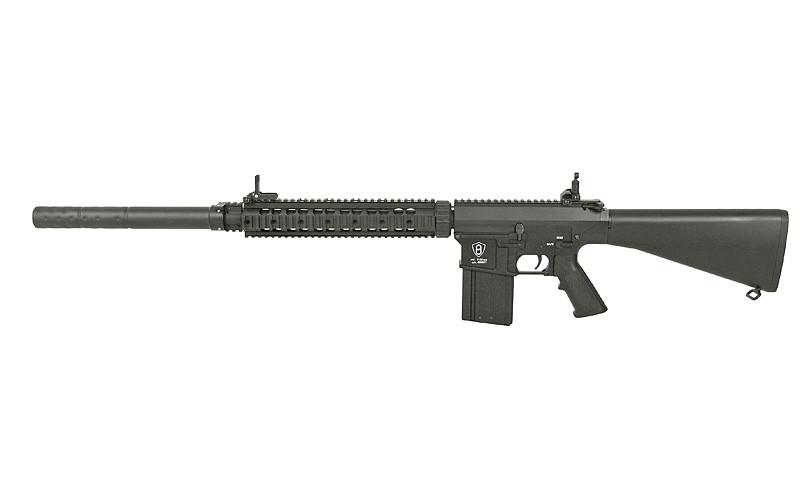 Снайперская винтовка SR-25 PJ25 [A&K] (для страйкбола)