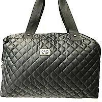 Стеганные сумки (черный стёганный)30*38