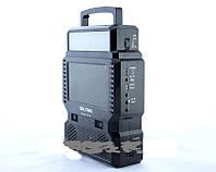 Фонарь аккумулятор с солнечной батареей панель GD Lite 8086, фонарь фара, светодиодный фонарь, фото 1