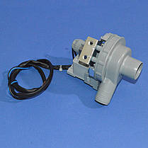 Насос PX1-40A с улиткой для стиральной машины полуавтомат Saturn универсальный, фото 2