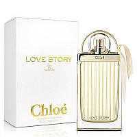 Парфюмерия Chloe Love Story 75ml (Хлоя Лав Стори ) реплика