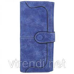 Женский кошелек Baellerry Exclusive ( dark blue )