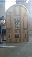 Входные двери с аркой Одесса