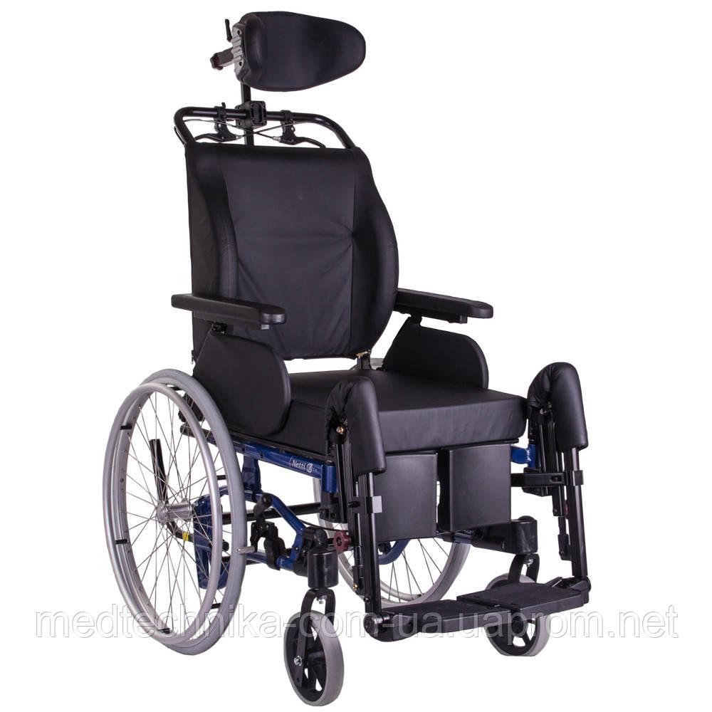 Инвалидная коляска Netti 4U CE PLUS
