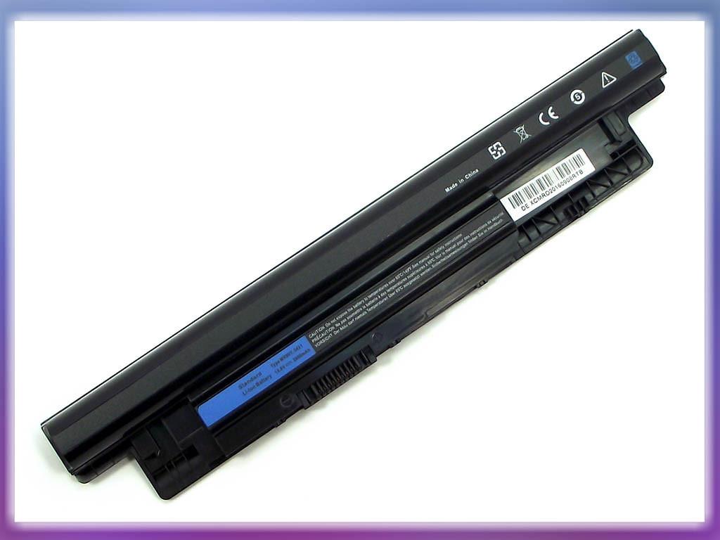 Аккумулятор Dell (MR90Y, XCMRD) Inspiron 15-3537 (14.8V 2600mAh, Sanyo
