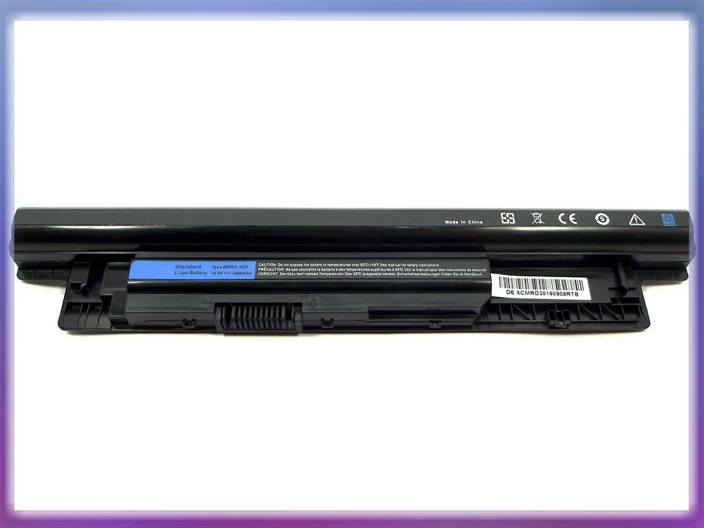 Аккумулятор Dell (MR90Y, XCMRD) Inspiron 15-3537 (14.8V 2600mAh, Sanyo 2