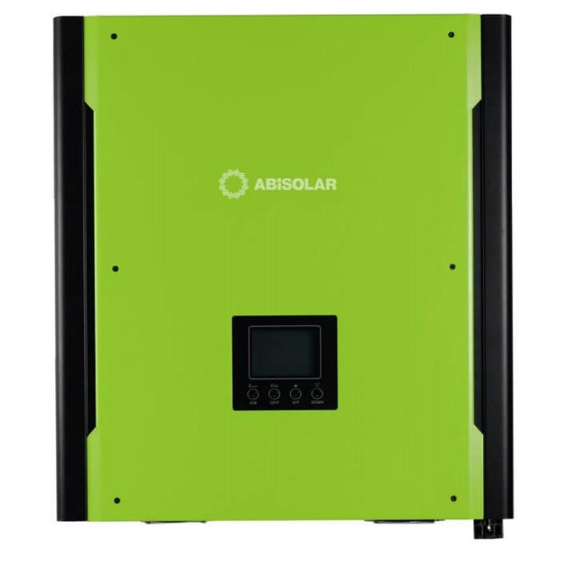 Инвертор Напряжения Гибридный ABi-Solar HT 5K (5 кВт, 1 фаза / 10 кВт DC, 48 В)