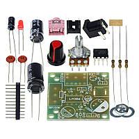 Набор DIY KIT для сборки аудиоусилителя на LM386