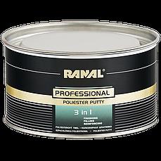 Шпатлевка универсальная PROFESSIONAL 3 в 1 RANAL 1,9 кг