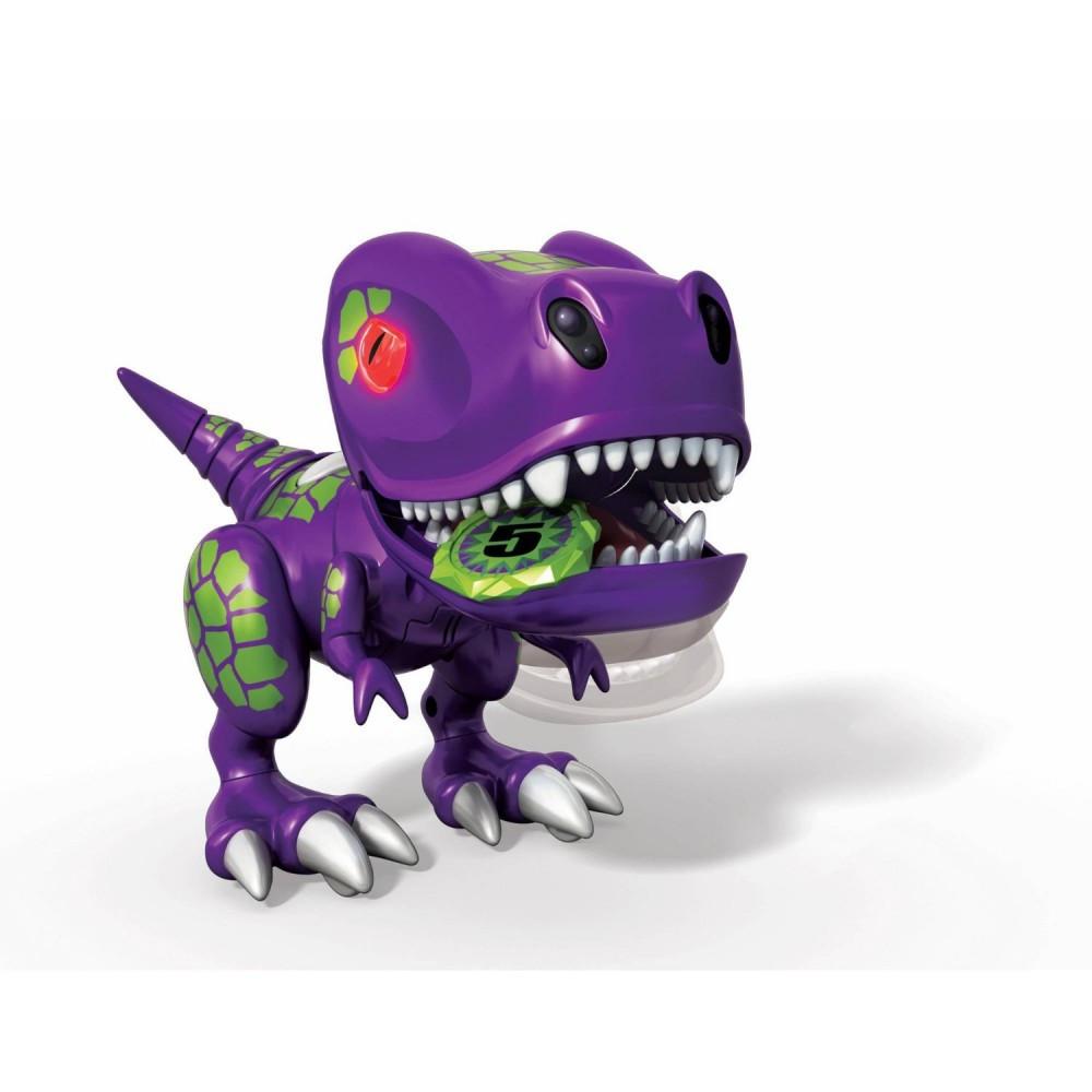 Интерактивный детеныш динозавра Шанс Зумер Zoomer Chomplingz Chance Spin Master