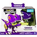 Интерактивный детеныш динозавра Шанс Зумер Zoomer Chomplingz Chance Spin Master, фото 5