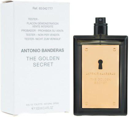 тестер The Golden Secret Antonio Banderas м 100 мл цена 224 грн