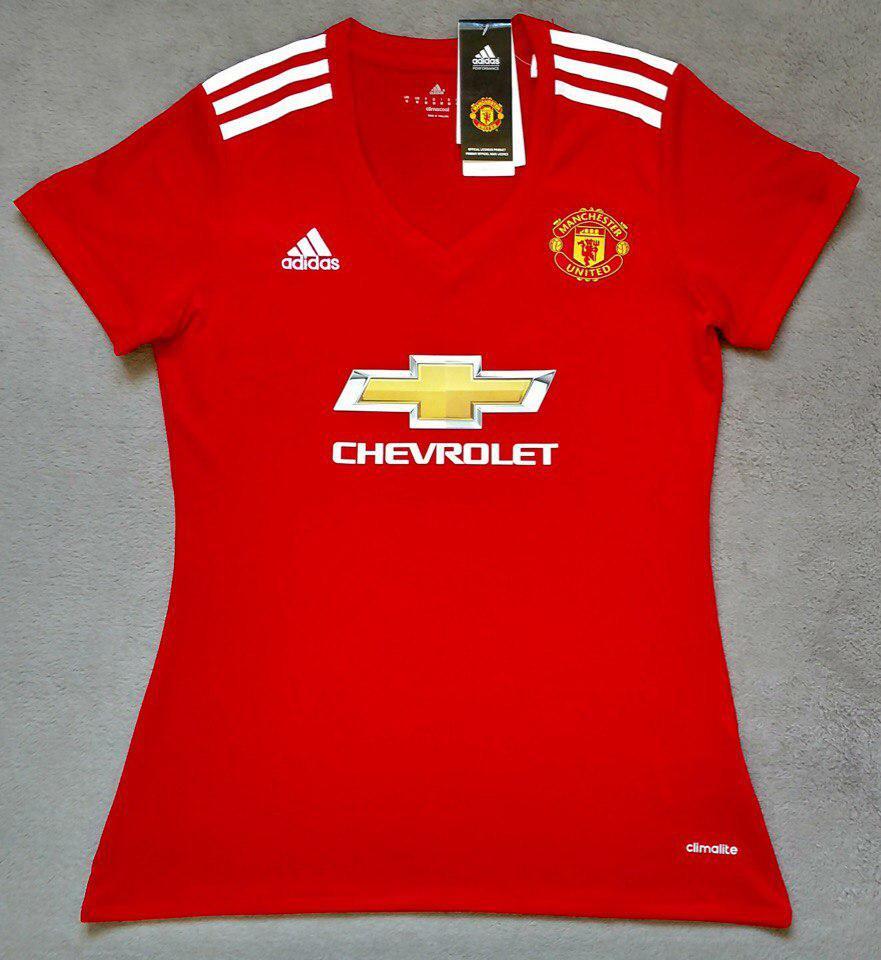 Манчестер юнайтед женская одежда