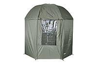 Зонт палатка карповый для рыбалки Ranger Umbrella 50 2.5M RA 2500 661 зеленый, фото 1