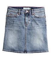 Юбка джинсовая H&M, Размер: 36 (S)