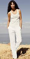 Майка белая с воланами H&M, Размер М