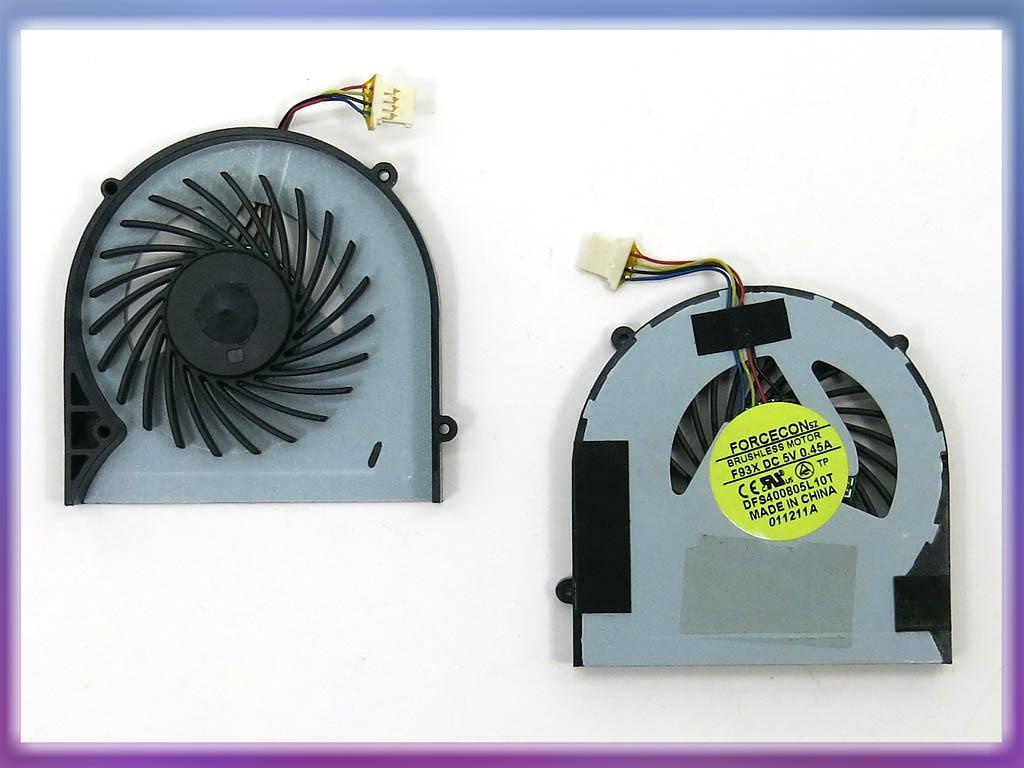 Кулер ACER Aspire 1830Z (60.TVS01.001) cpu fan.