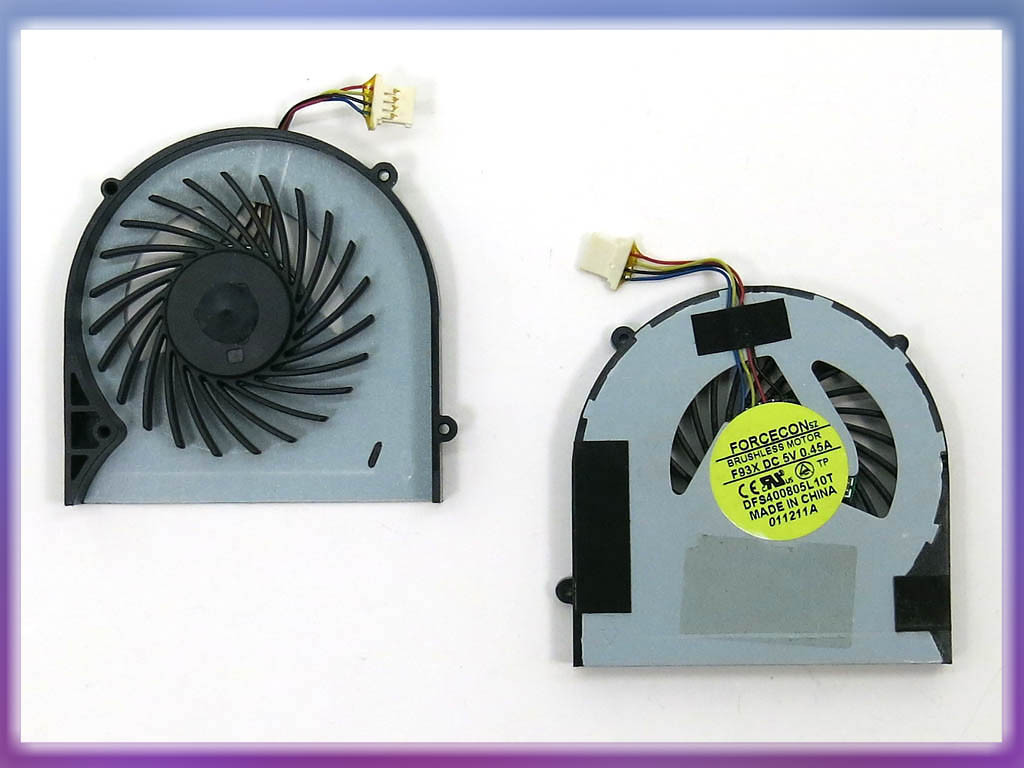 Кулер ACER Aspire 1830TZ (60.TVS01.001) cpu fan.