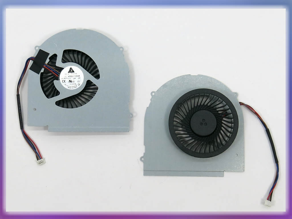 Вентилятор (кулер) LENOVO IdeaPad Y580, Y580M, Y580N, Y580NT, Y580A, 4