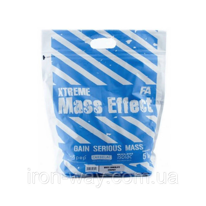 Fitness Authority Xtreme Mass Effect 5 kg (Шоколад)