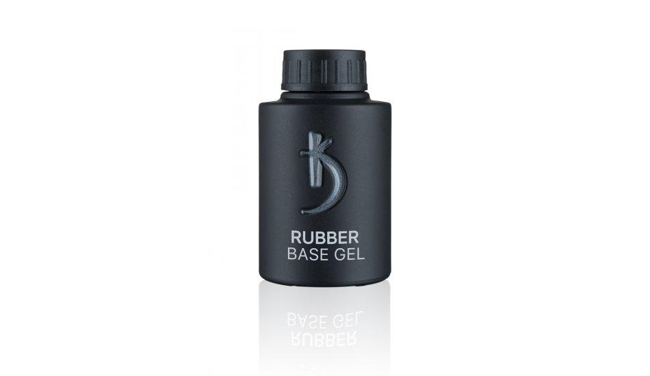 Rubber Base (Каучуковое верхнее покрытие для гель лака) 35 мл.