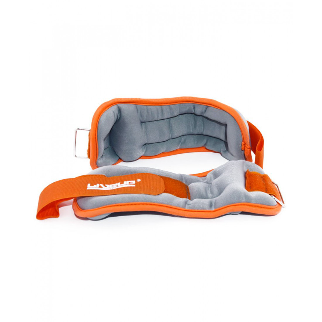 Утяжелители-манжеты для рук и ног LiveUp Wrist/Ankle Weight 2шт х 0,5 кг