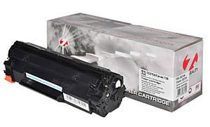 Картридж HP 78A (CE278A) аналог 7Q Seven Quality для HP laserJet P1566, 1606DN, 1536dnf принтеров