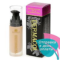 Тональный крем Dermacol Bright your SPF 30 skin moisturize, фото 1