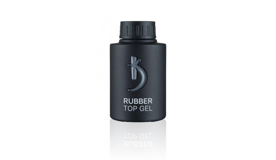 Rubber Тор (Каучукове верхнє покриття для гель лаку) 35 мл