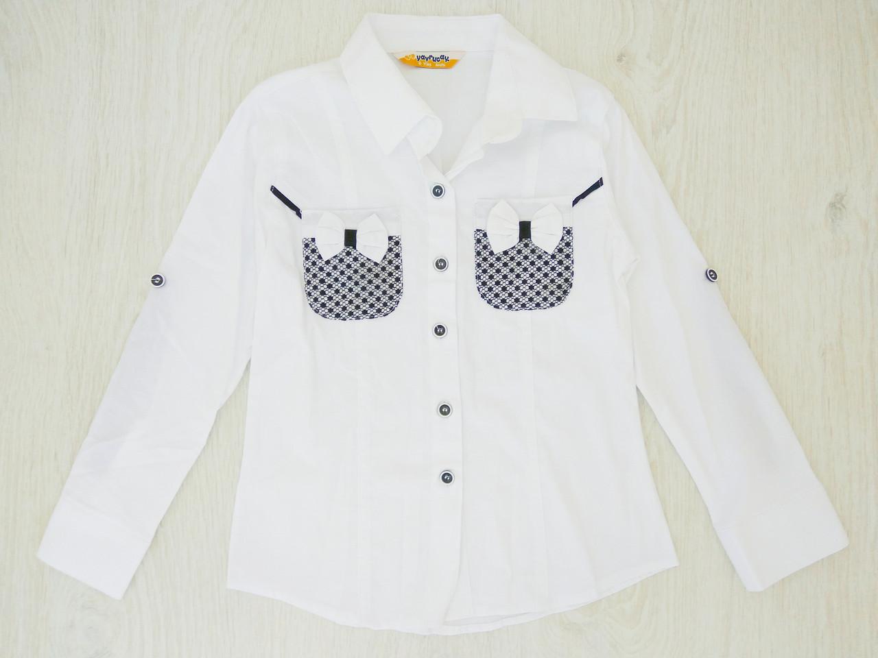 Блуза - трансформер   для  девочки , Турция , Babexi, арт 400 , рр. 6 лет ,