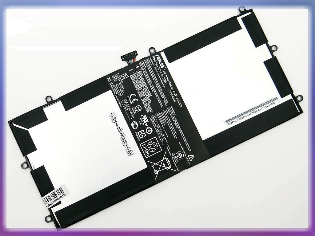 Батарея ASUS Transformer Book T100 CHI series (C12N1419) (3.8V 7660mAh