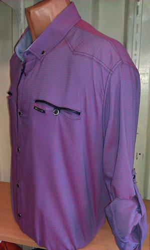 Стильная Рубашка мужская приталенная JEAN PIERE  продажа, цена в ... 92d604a9ed3