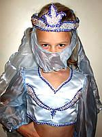 Костюм Шамаханской царицы для девочки 4-5 лет