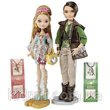 Набір ляльок Эшлин і Мисливець (Hunter & Ashlynn) Базові Евер Афтер Хай